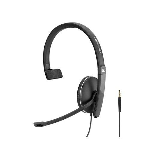 Sennheiser SC 135 Mono Headset met 3.5mm jack