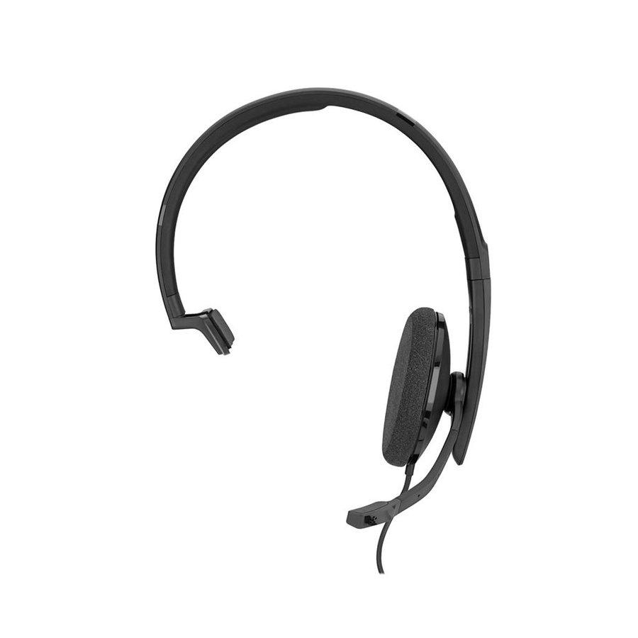 SC135 Mono Headset met USB en 3,5mm jack