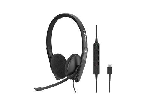 EPOS | Sennheiser SC160 Duo Headset met USB-C