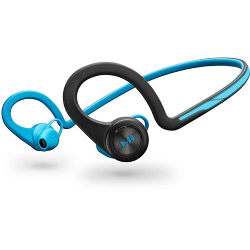 Plantronics BackBeat Fit Sports Headset Blue