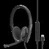EPOS | Sennheiser SC 165 Duo Headset