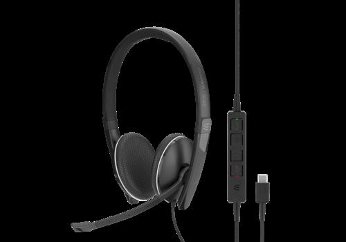 Sennheiser SC 165 Duo Headset USB-C