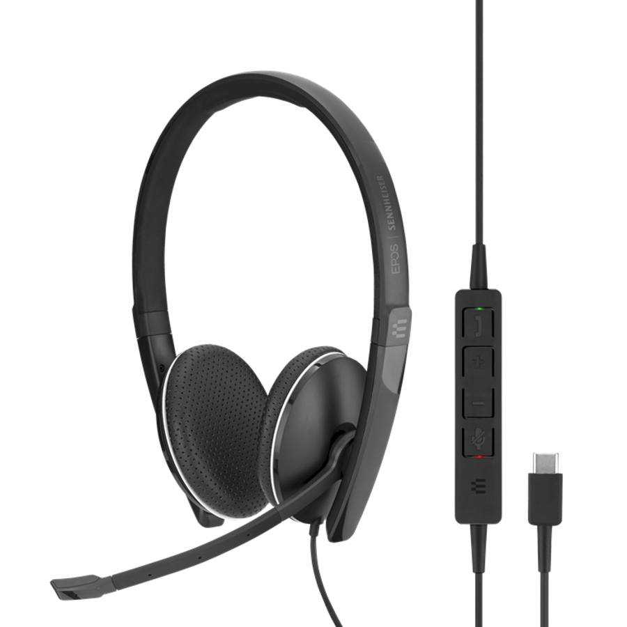 SC 165 Duo Headset
