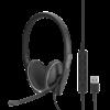 Sennheiser SC 165 Duo Headset met USB & 3,5mm jack