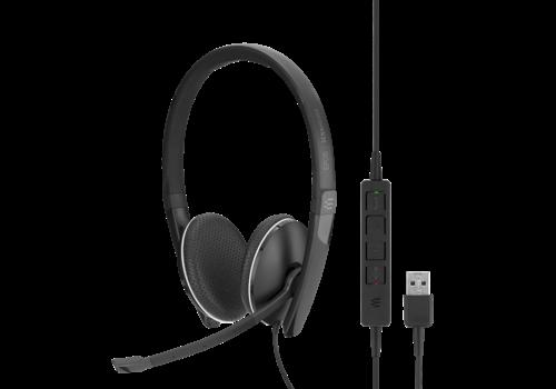 Sennheiser SC 165 Duo Headset USB