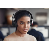 Evolve2 65 MS Stereo USB-A (Black) Microsoft Teams & Sfb