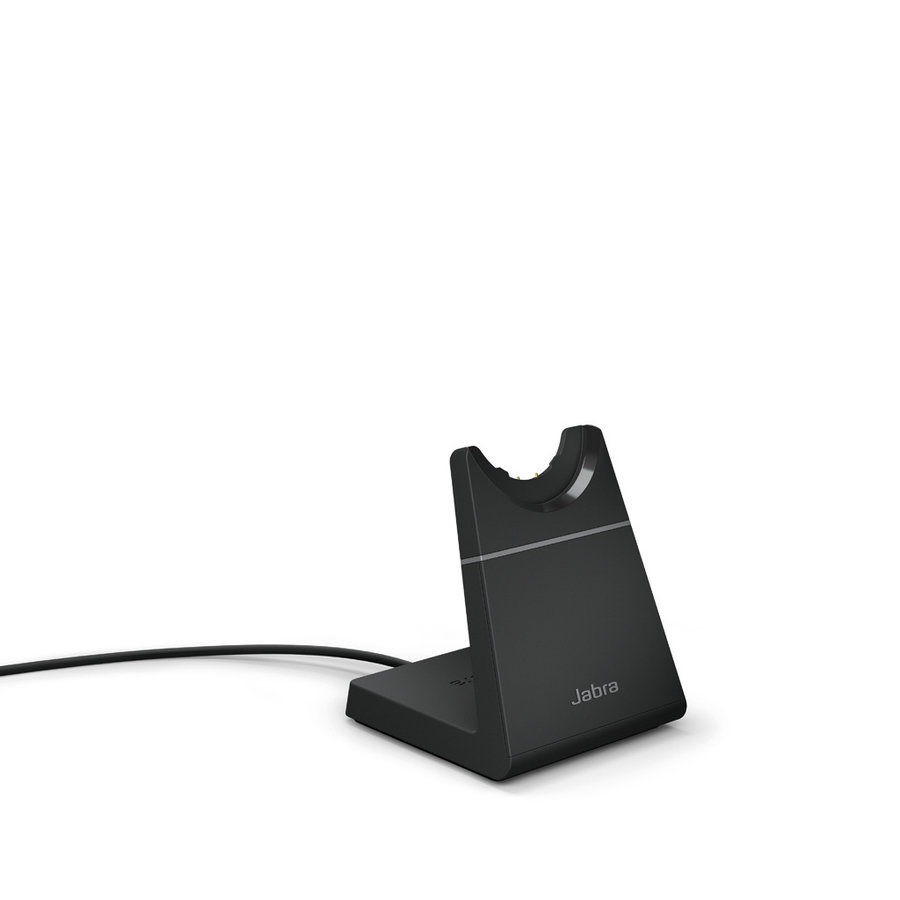 Evolve2 65 UC Stereo USB-A STAND (Black)