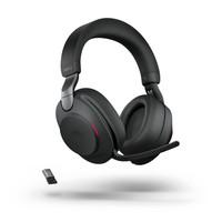 Evolve2 85 USB-A UC STEREO (BLACK)
