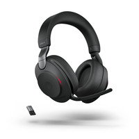 Evolve2 85 USB-A MS STEREO (Black)