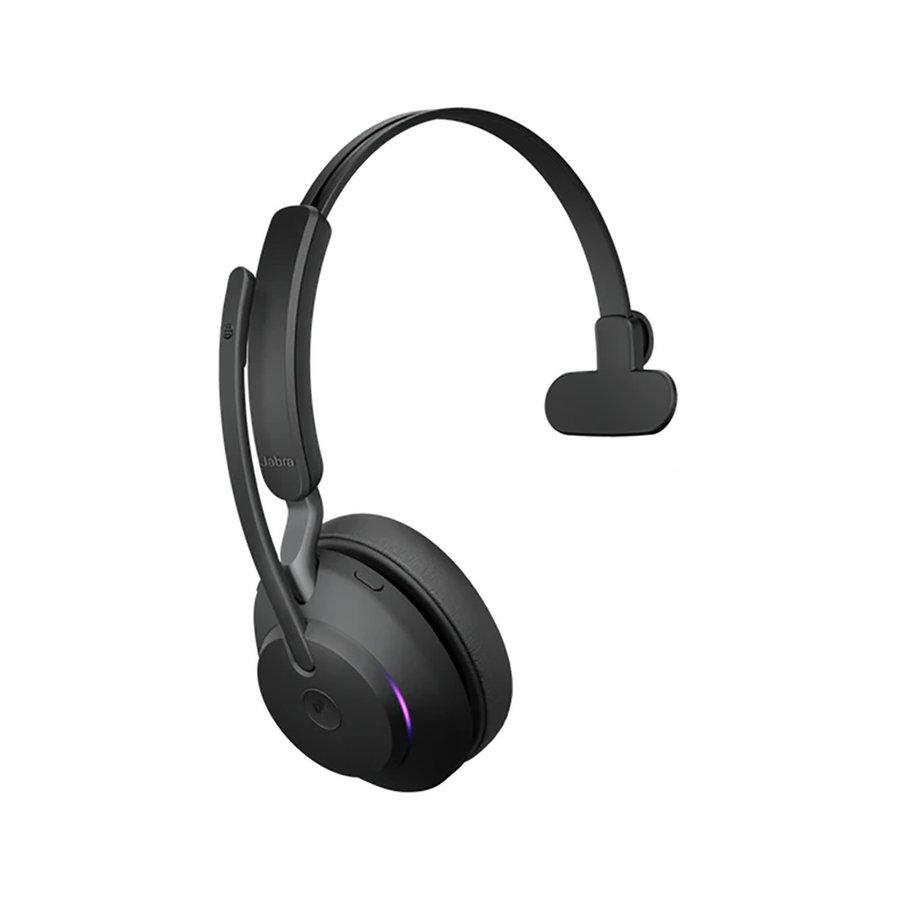 Evolve2 65 USB-A UC MONO STAND (BLACK)