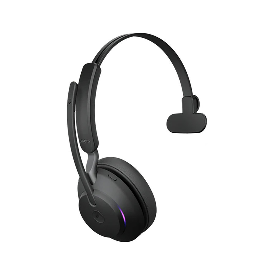 Evolve2 65 USB-A MS MONO (BLACK)
