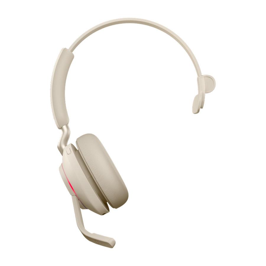 Evolve2 65 USB-C MS MONO (BEIGE)