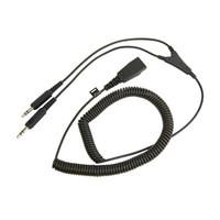 QD cord to 2 x 3.5mm jack - Soundcard