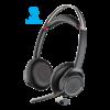 Plantronics Voyager Focus UC stereo (B825-M) zonder bureaulader