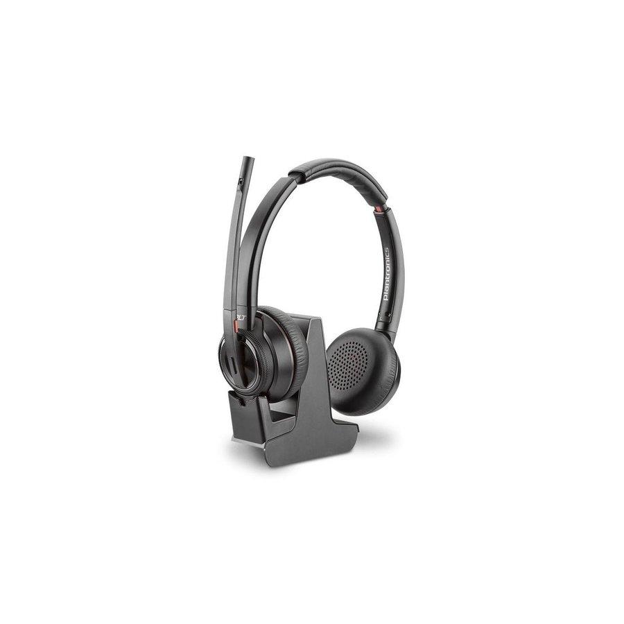 Headset en charging cradle 8220
