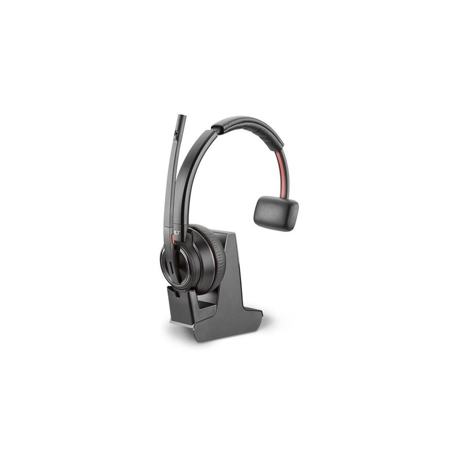 Headset en charging cradle 8210