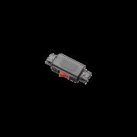 QD in-line mute switch
