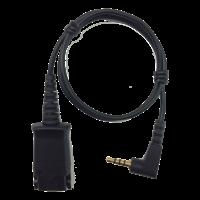 QD - 2.5mm jack