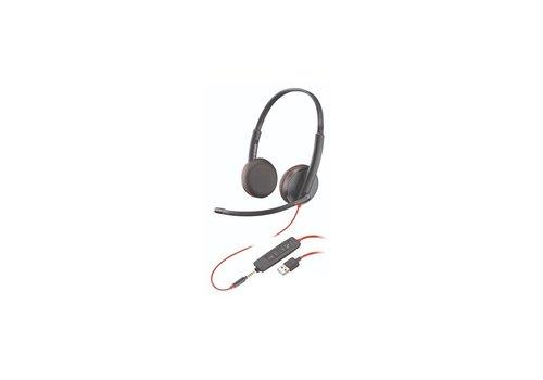 Poly Blackwire C3225 USB-A + 3.5mm