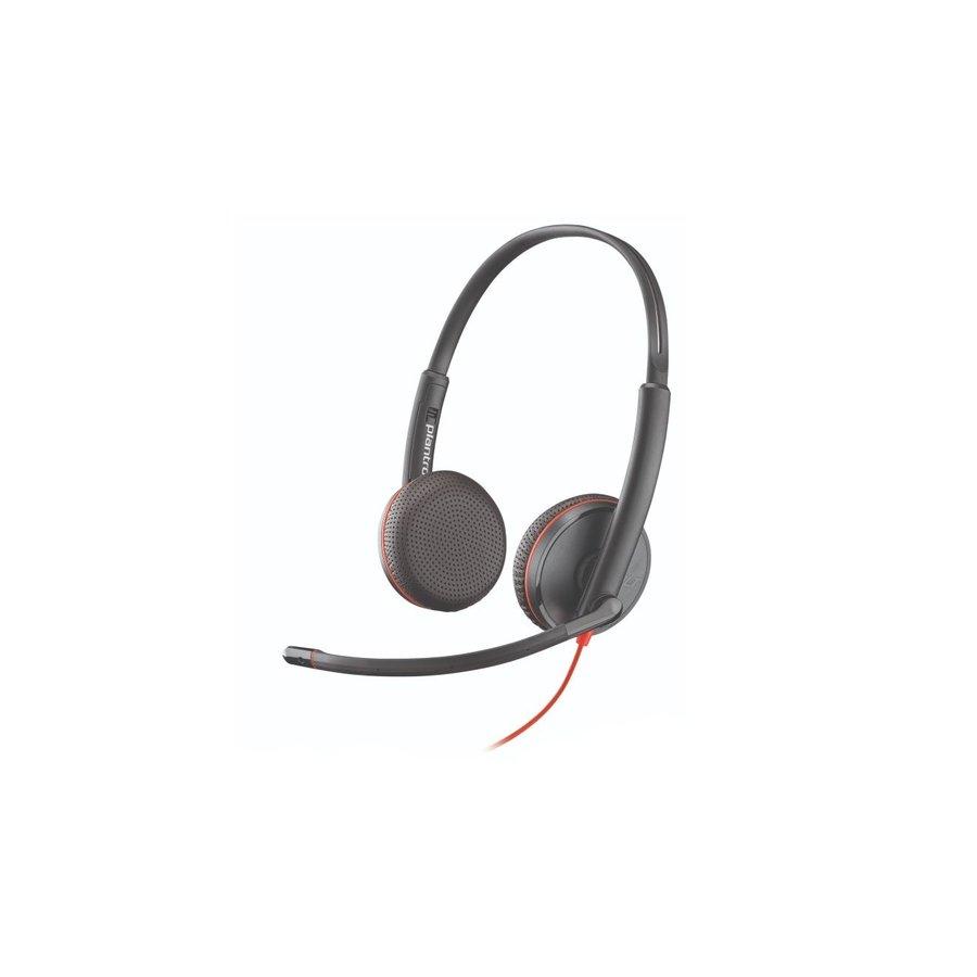 Blackwire C3225 USB-A + 3.5mm