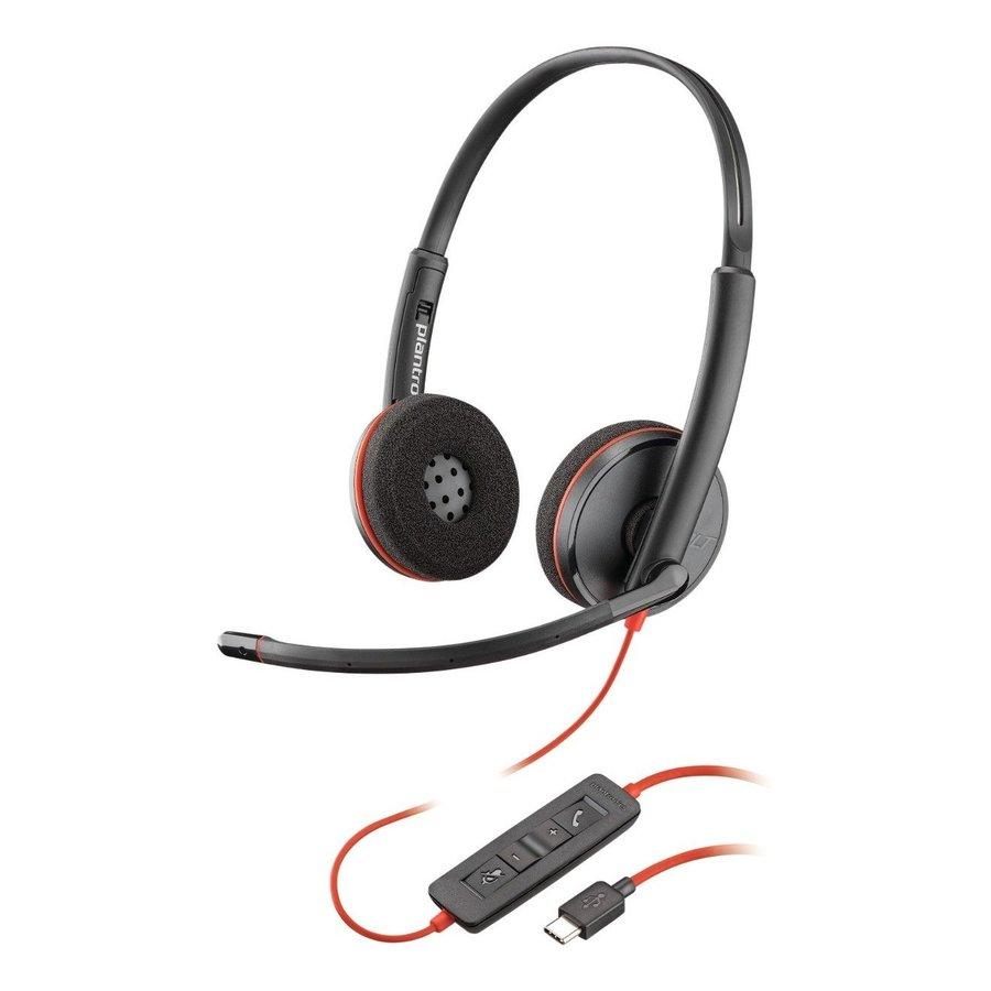 Plantronics Blackwire C3220 USB-C