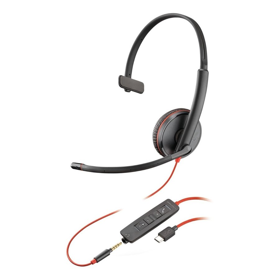 Blackwire C3215 USB-C + 3.5mm
