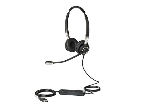 Jabra BIZ™ 2400 II Duo USB voor PC