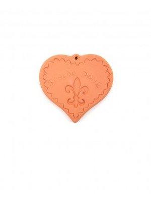 UASHMAMA® Bread warmer Stone Heart
