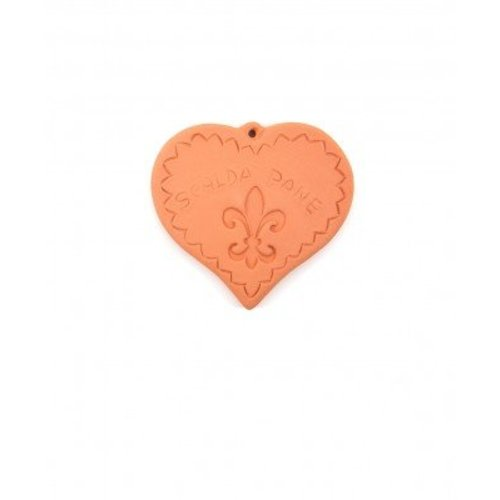 UASHMAMA® Bread warmer Stone Heart