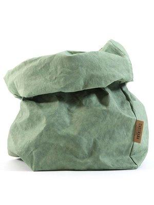 UASHMAMA® Paper Bag Mint green