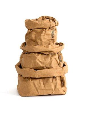 UASHMAMA® Paper Bag Natural