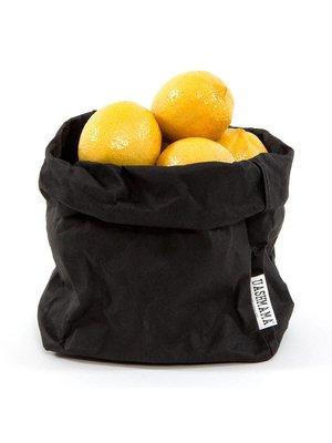 UASHMAMA® Paper Bag Zwart