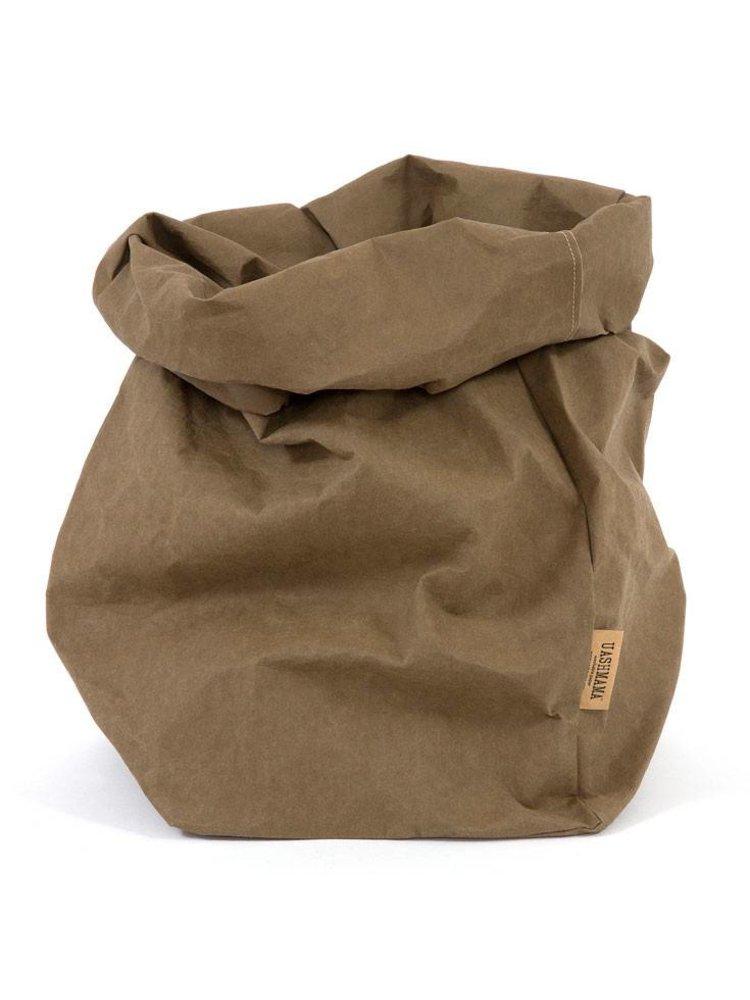 8061219ab99 Paper Bag Olive - Moes   Griet