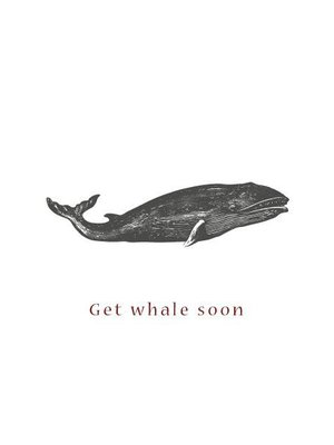 Moes & Griet Get Whale Soon - A5
