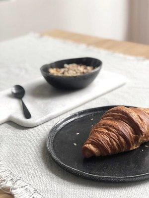 Pomax Assiette de petit déjeuner Experience (Ø20 cm)