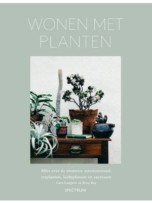 SPECTRUM Book Living with plants