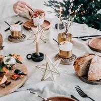 A very merry morning: inspiratie voor een casual, knusse kerstontbijttafel