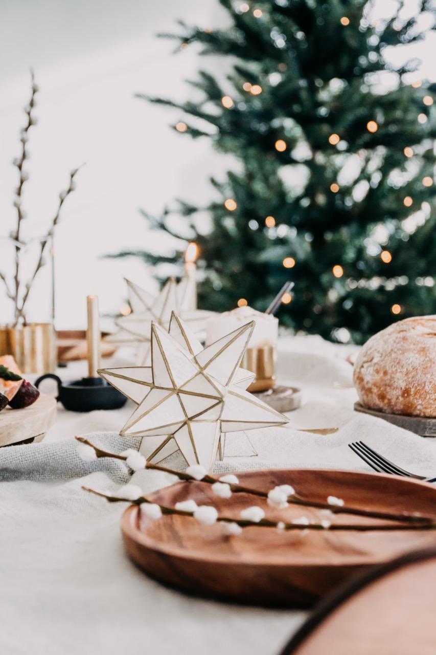 tafeldekken kerstontbijt makkelijk tips