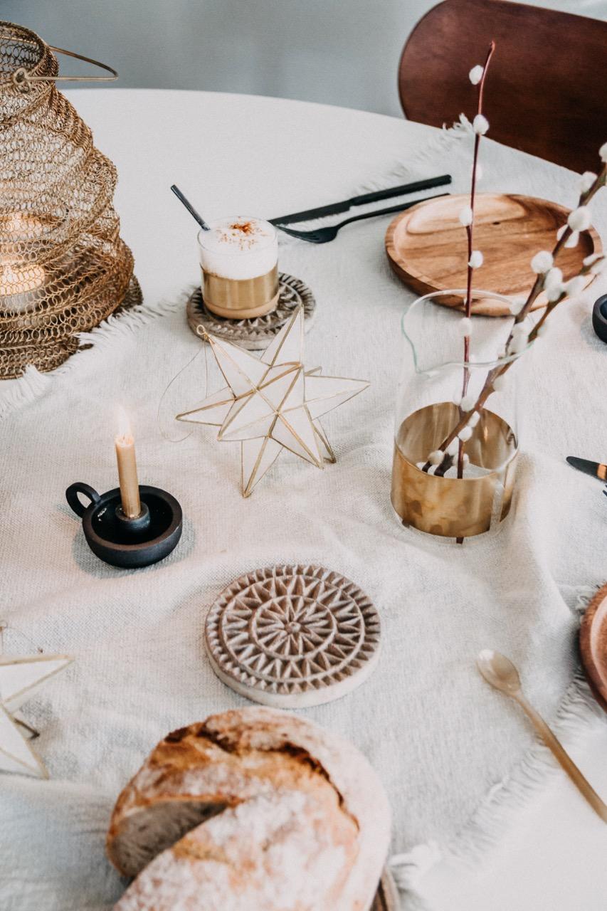 Kerstontbijt 2018: Inspiratie om je Kerstontbijttafel Prachtig te Dekken