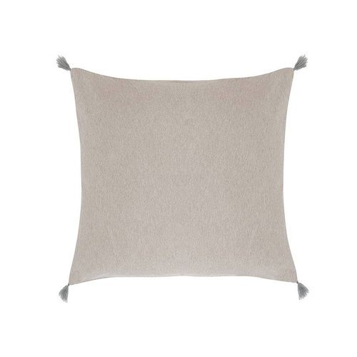 House in Style Cushion Cordoba Taupe | 50 x 50 cm