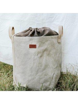 UASHMAMA® Storage basket Positano Linen