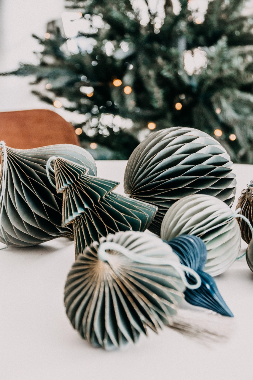 Feestelijke kerst tafel dekken 2018