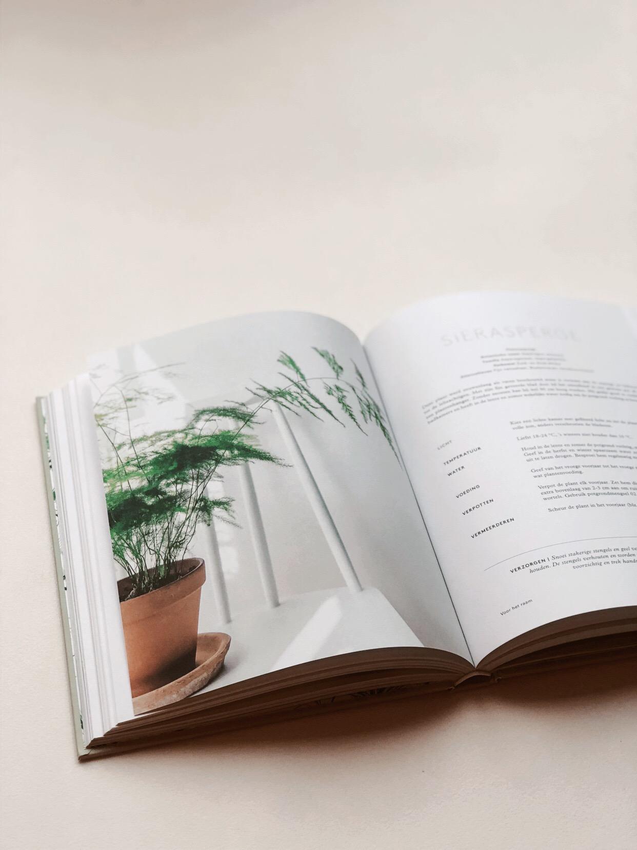 boek Wonen met planten kerstcadeau