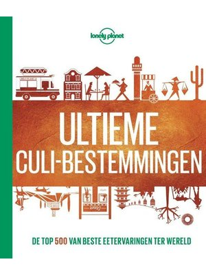 Destinations culinaires Lonely Planet Ultimate
