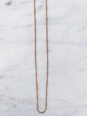 Necklace July Gold