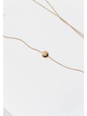 Love necklace | Gold