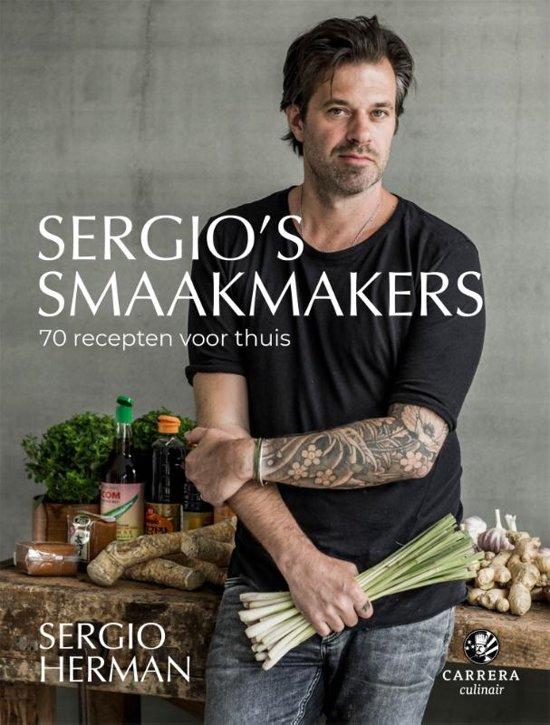 boek sergio's smaakmakers