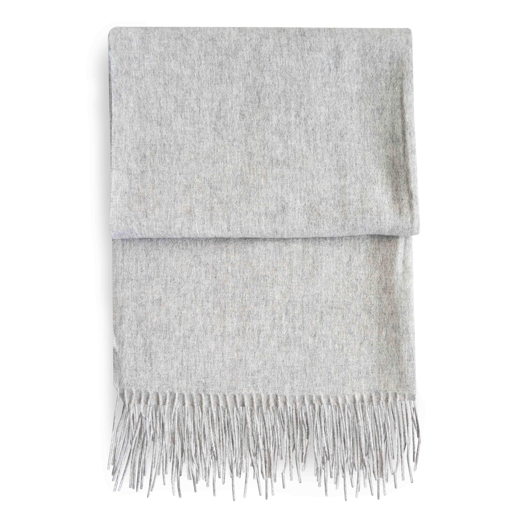 Grote wollen sjaal dames