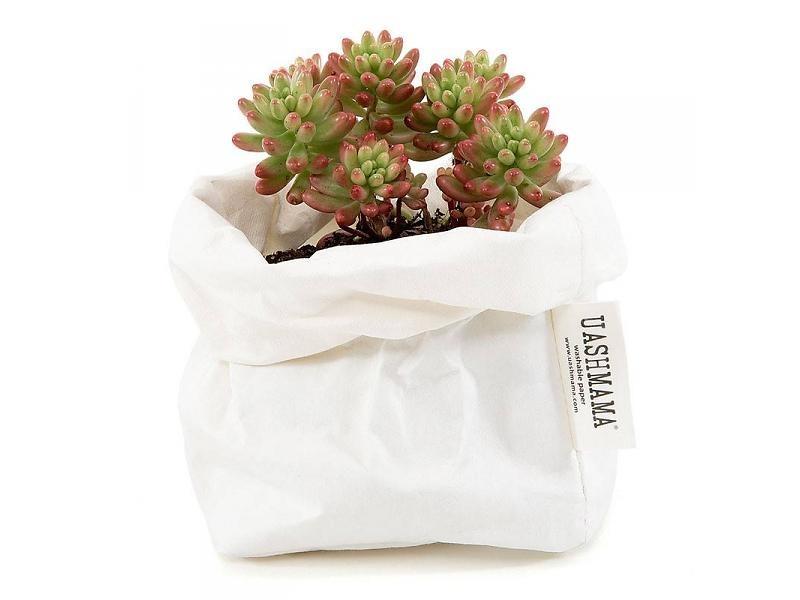 Uashmama Plant Bag White