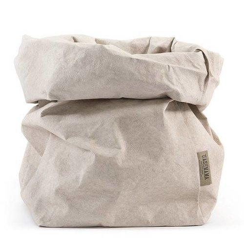 UASHMAMA® Paper Bag Cashmere